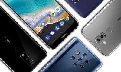 Nokia 8.2 Características Precio Cámara emergente