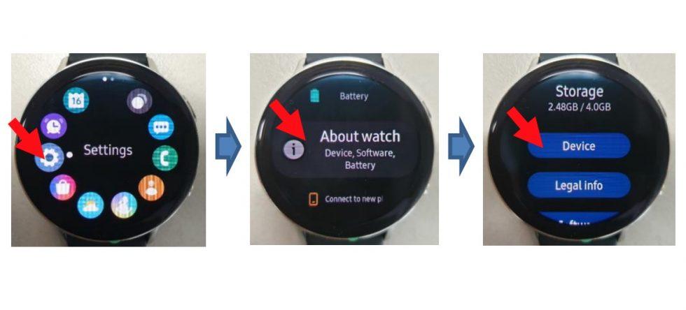 nuevo Galaxy Watch Active