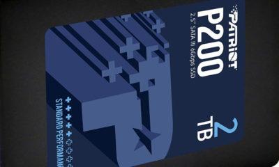 Patriot SSD P200