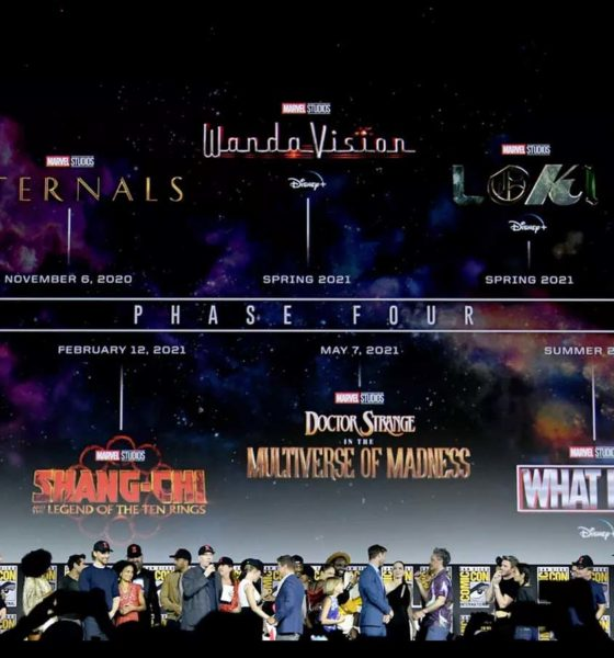 Películas Marvel 2020 y 2021