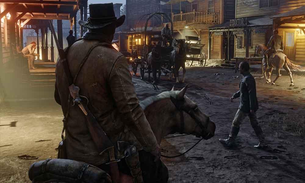 Red Dead Redemption 2 para PC aparece en la web Rockstar Social Club 30