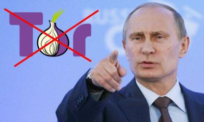 Rusia contra la red Tor