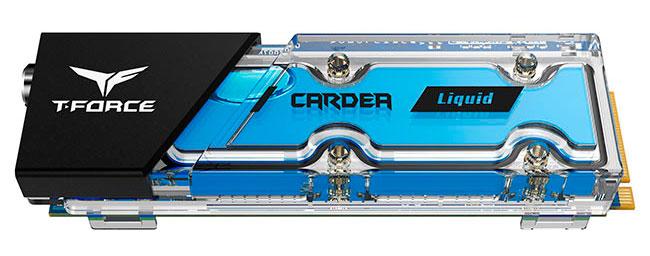 SSD con refrigeración líquida
