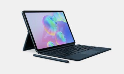 Así será el nuevo Samsung Galaxy Tab S6 122