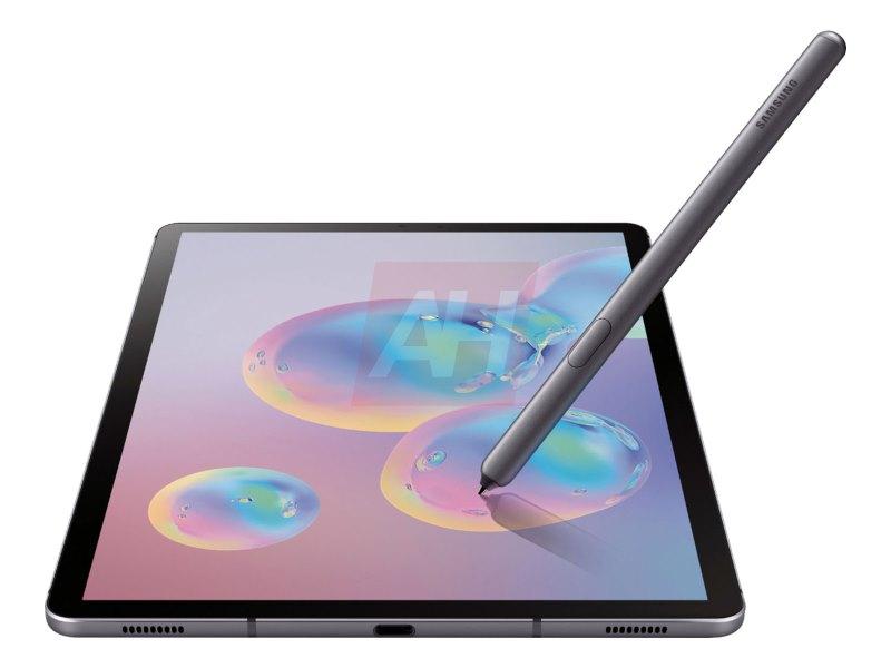 Así será el nuevo Samsung Galaxy Tab S6 30