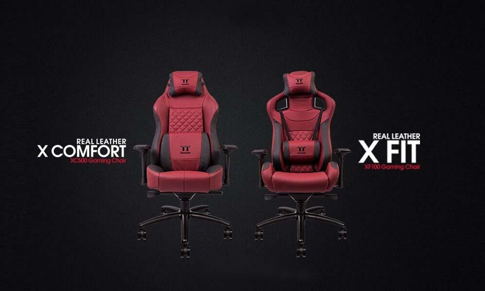 Thermaltake Sillas Gaming X Fit X Comfort