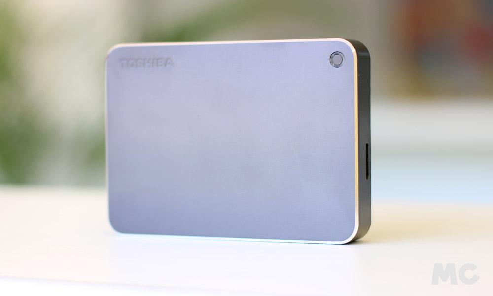 Toshiba Canvio Premium 4 TB, análisis 31