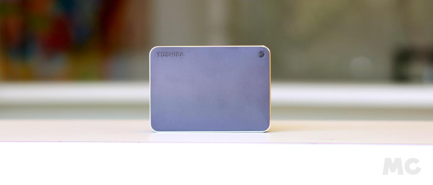 Toshiba Canvio Premium 4 TB, análisis 29