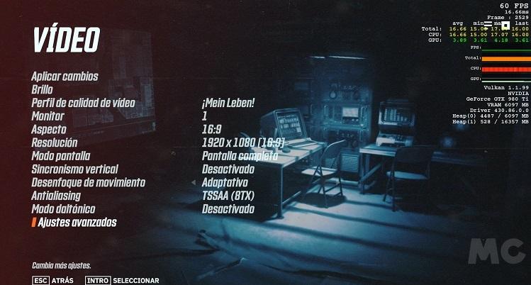 Wolfenstein: Youngblood, análisis en PC: mejor en compañía 38