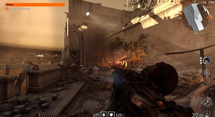 Wolfenstein: Youngblood, análisis en PC: mejor en compañía 45