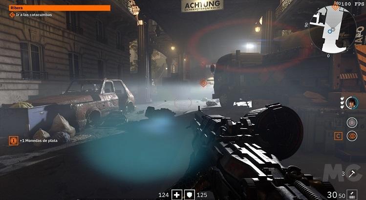 Wolfenstein: Youngblood, análisis en PC: mejor en compañía 52