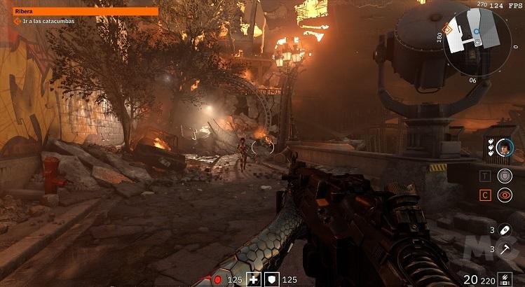 Wolfenstein: Youngblood, análisis en PC: mejor en compañía 57