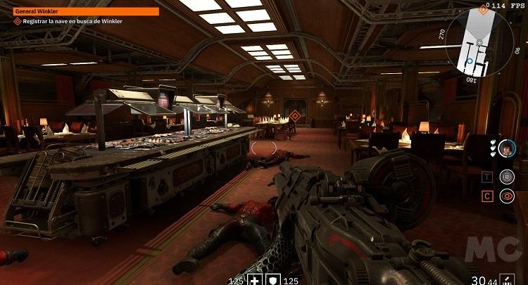Wolfenstein: Youngblood, análisis en PC: mejor en compañía 51