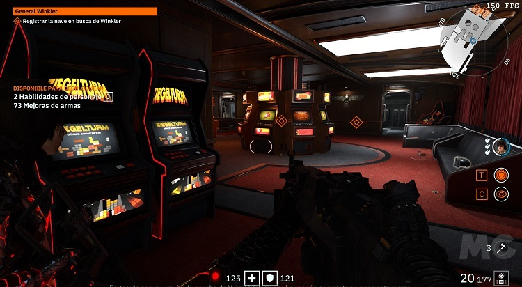 Wolfenstein: Youngblood, análisis en PC: mejor en compañía 42
