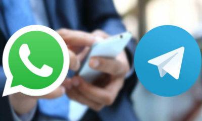 Piratas informáticos pueden manipular los archivos multimedia de WhatsApp o Telegram 31
