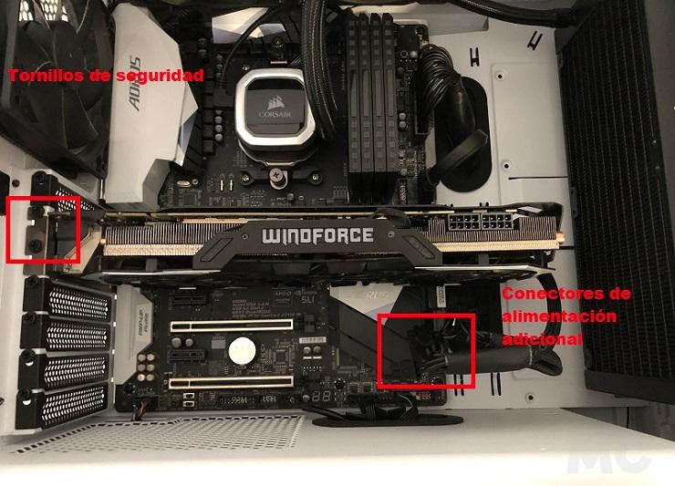 Cómo cambiar la tarjeta gráfica de un PC de forma sencilla y en unos minutos 36