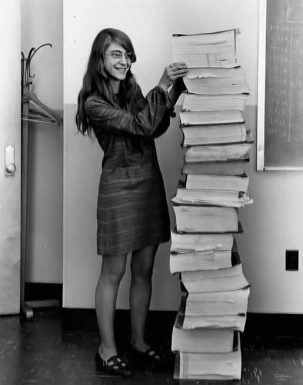 Apollo Guidance Computer, la historia del ordenador que nos llevó a la Luna 47