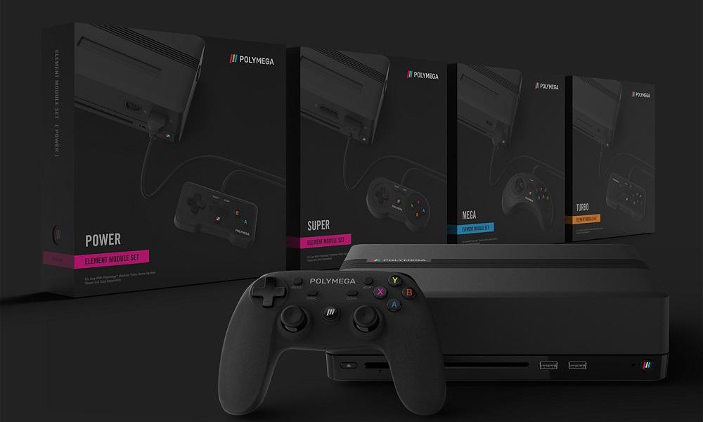Polymega es una consola modular pensada para amantes del gaming retro 30