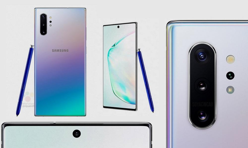 Ocho diferencias entre el Galaxy Note 10 y el Galaxy Note 10+ 28