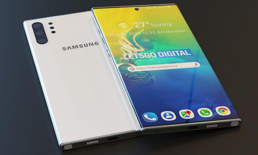 Ocho diferencias entre el Galaxy Note 10 y el Galaxy Note 10+ 36