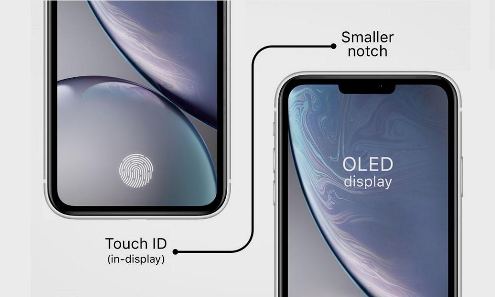 Apple prepara un iPhone con lector de huellas integrado en la pantalla 30
