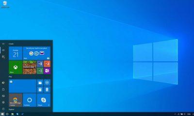 """Microsoft muestra por error un nuevo menú de inicio de Windows 10 que dice adiós a los """"live tiles"""" 76"""