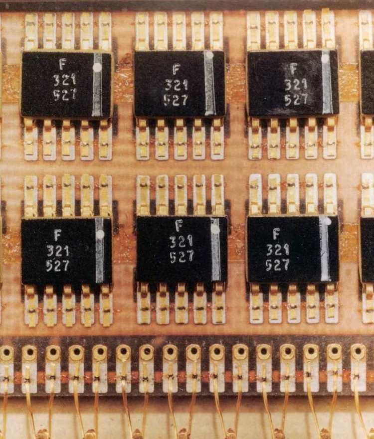 Apollo Guidance Computer, la historia del ordenador que nos llevó a la Luna 37