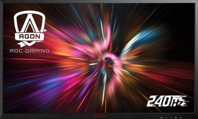 monitores para juegos con 0,5 ms