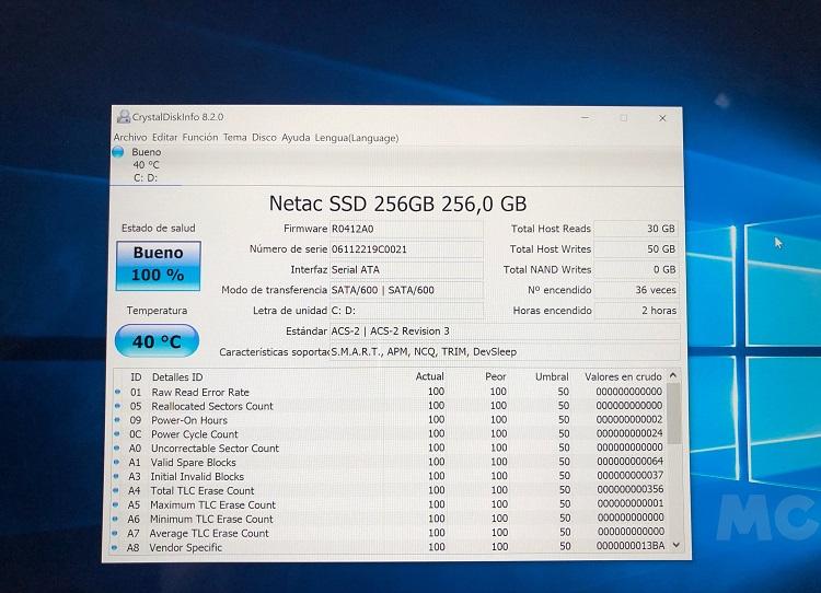 Chuwi LapBook Plus, análisis: un portátil barato con pantalla 4K 57