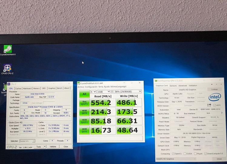 Chuwi LapBook Plus, análisis: un portátil barato con pantalla 4K 56
