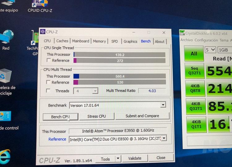 Chuwi LapBook Plus, análisis: un portátil barato con pantalla 4K 54