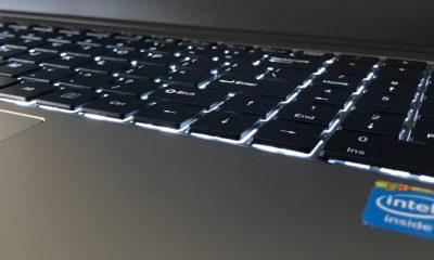Chuwi LapBook Plus, análisis: un portátil barato con pantalla 4K 31