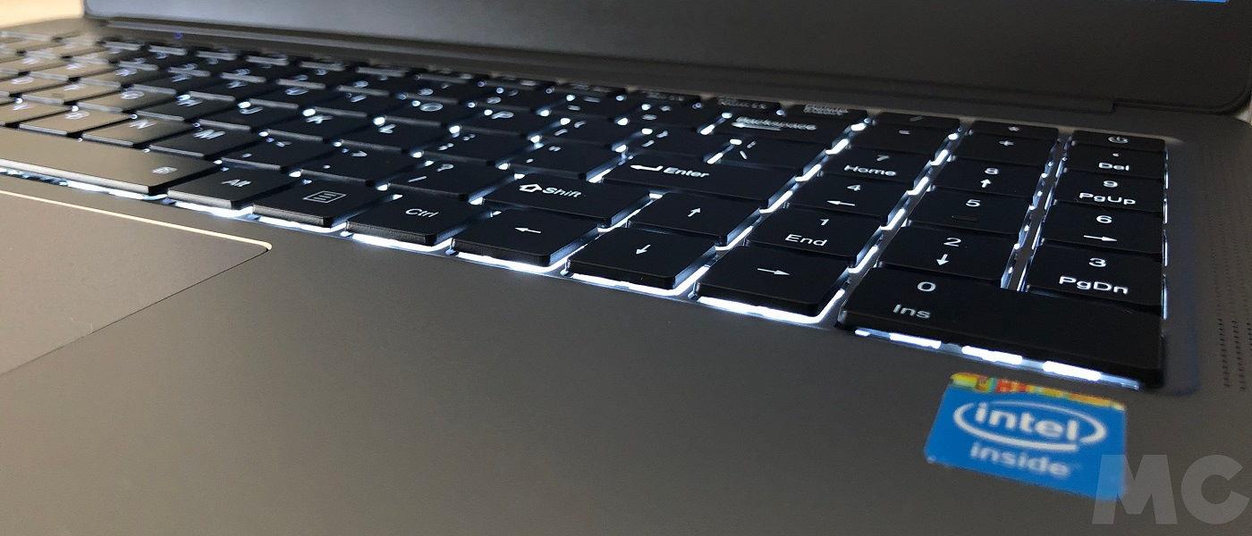 Chuwi LapBook Plus, análisis: un portátil barato con pantalla 4K 30