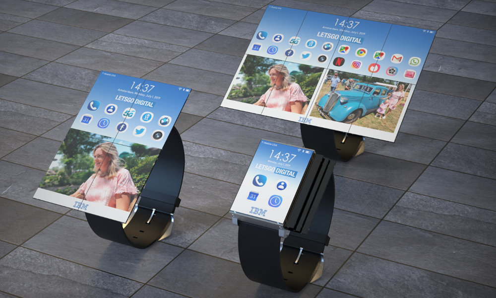 smartwatch de IBM