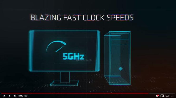 AMD tiene un problema con los 5 GHz y debe empezar a olvidarlo 32