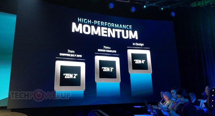 AMD ha completado Zen 3 y prepara su lanzamiento para 2020 41