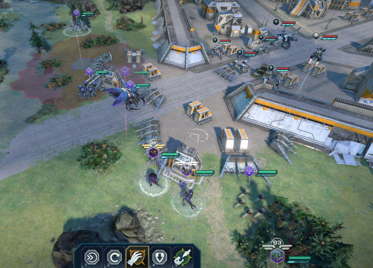 Age of Wonders: Planetfall, análisis en PC 42