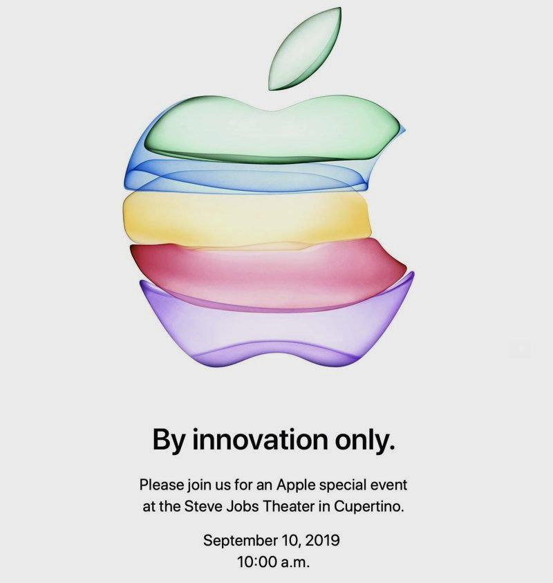 Es oficial, Apple presentará el iPhone 11 el 10 de septiembre 32