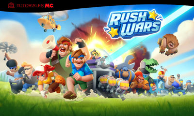 Cómo descargar Rush Wars VPN