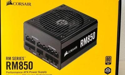 Corsair RM850, análisis: potencia y fiabilidad a buen precio 55