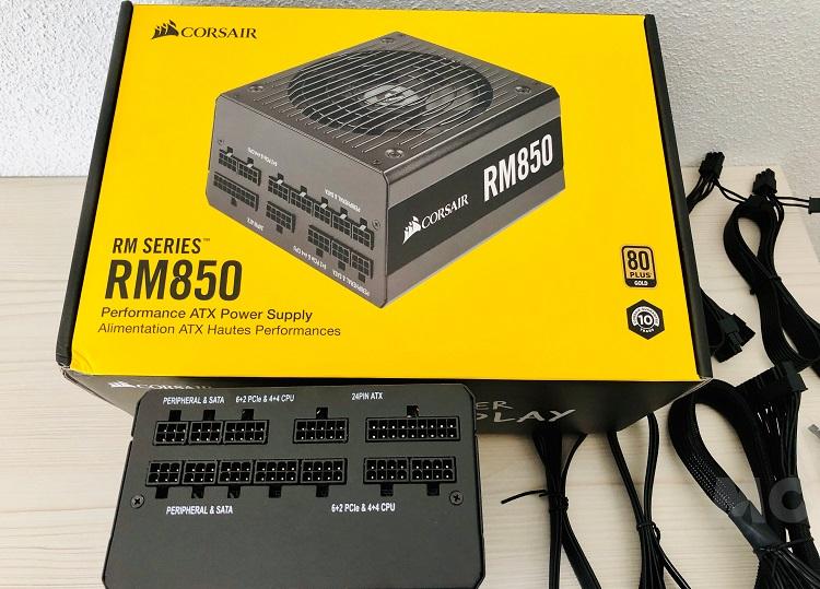 Corsair RM850, análisis: potencia y fiabilidad a buen precio 35