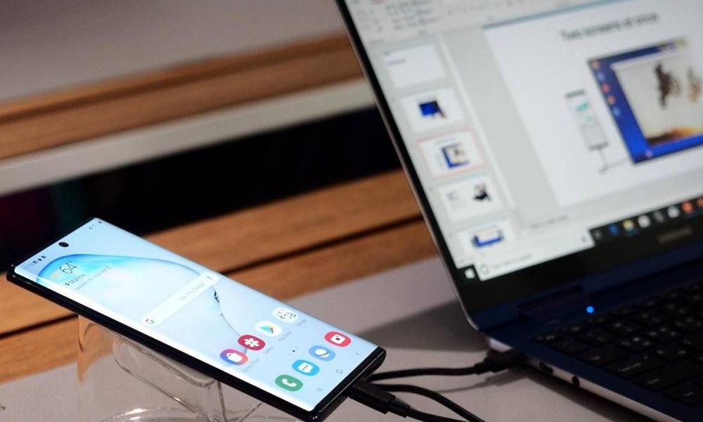 DeX para Galaxy Note 10