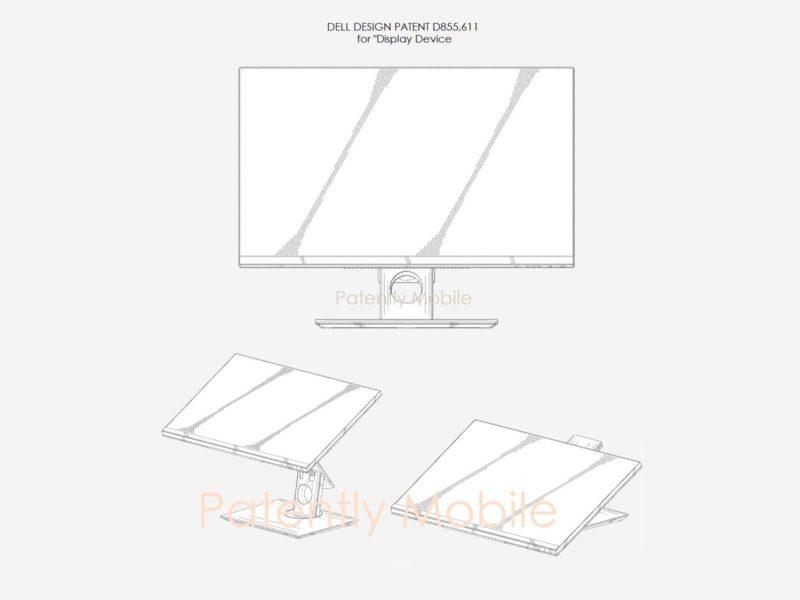 Dell Monitor Convertible Pantalla Táctil