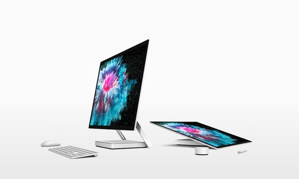 Dell Monitor Convertible Surface Studio