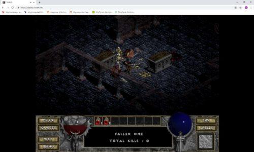 Diablo Web