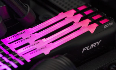 FURY DDR4 RGB