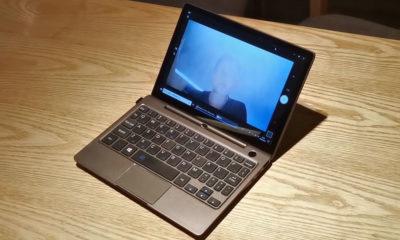 """GPD P2 Max presume de ser el """"Ultrabook más pequeño del mundo"""" 34"""