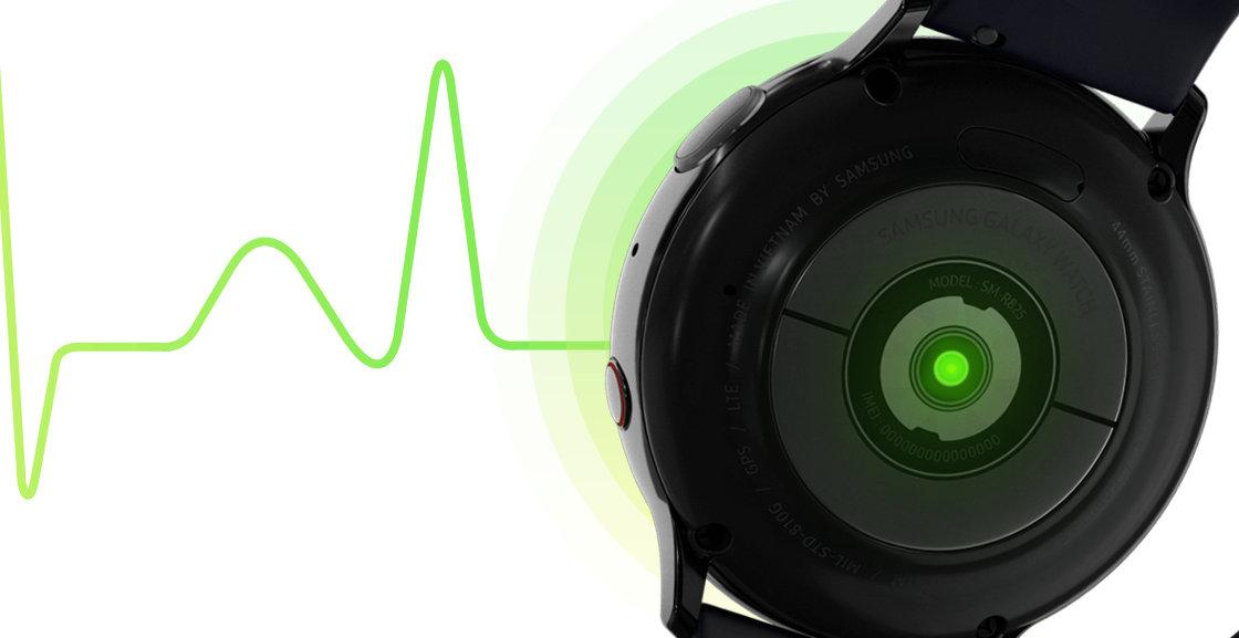 Samsung presenta su nuevo reloj Galaxy Watch Active2 34