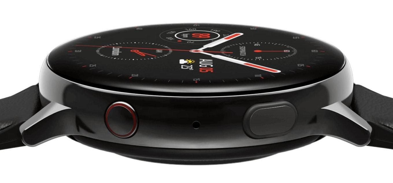 Samsung presenta su nuevo reloj Galaxy Watch Active2 30