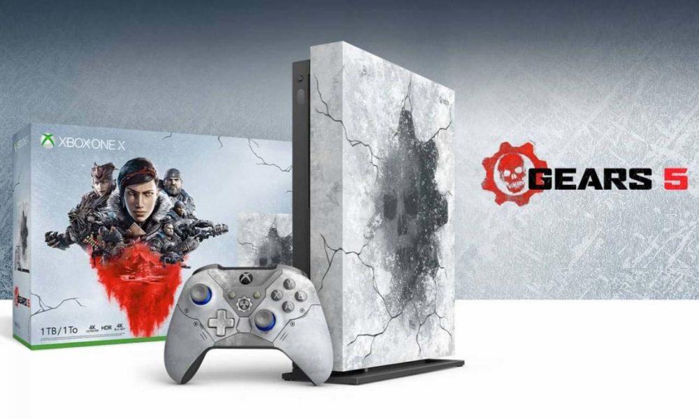 Gears 5 Xbox One X Edición Limitada
